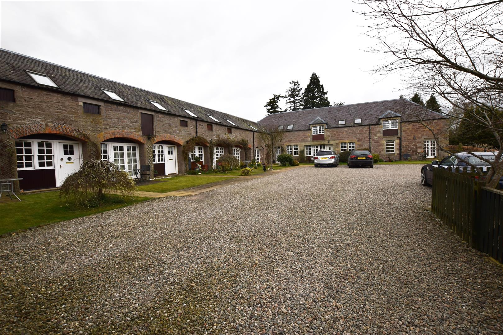 7, The Steadings, Luncarty, Luncarty, Perthshire, PH1 3HE, UK